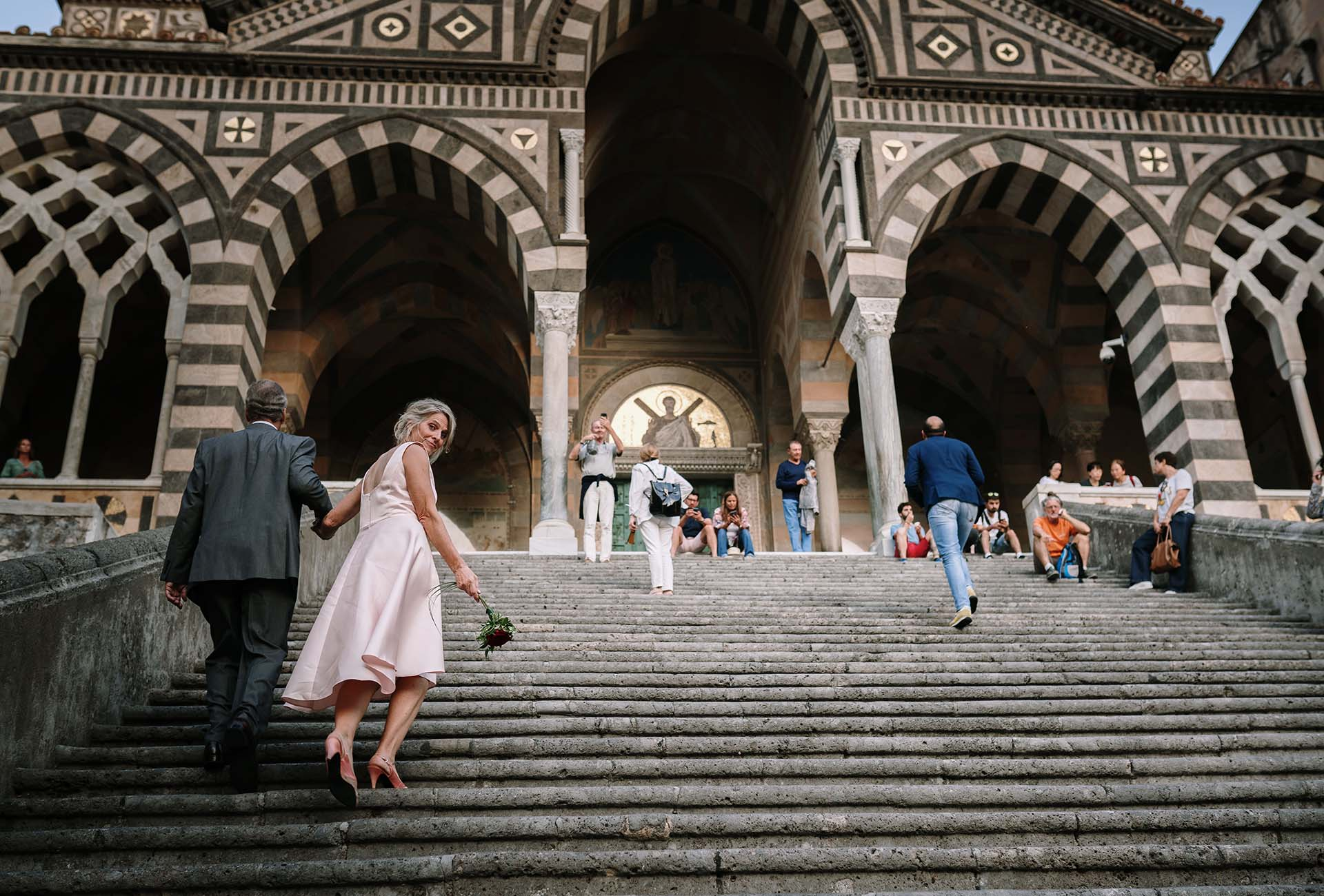 Matrimonio Amalfi