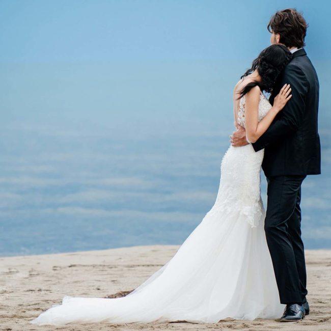 matrimonio in spiaggia mare