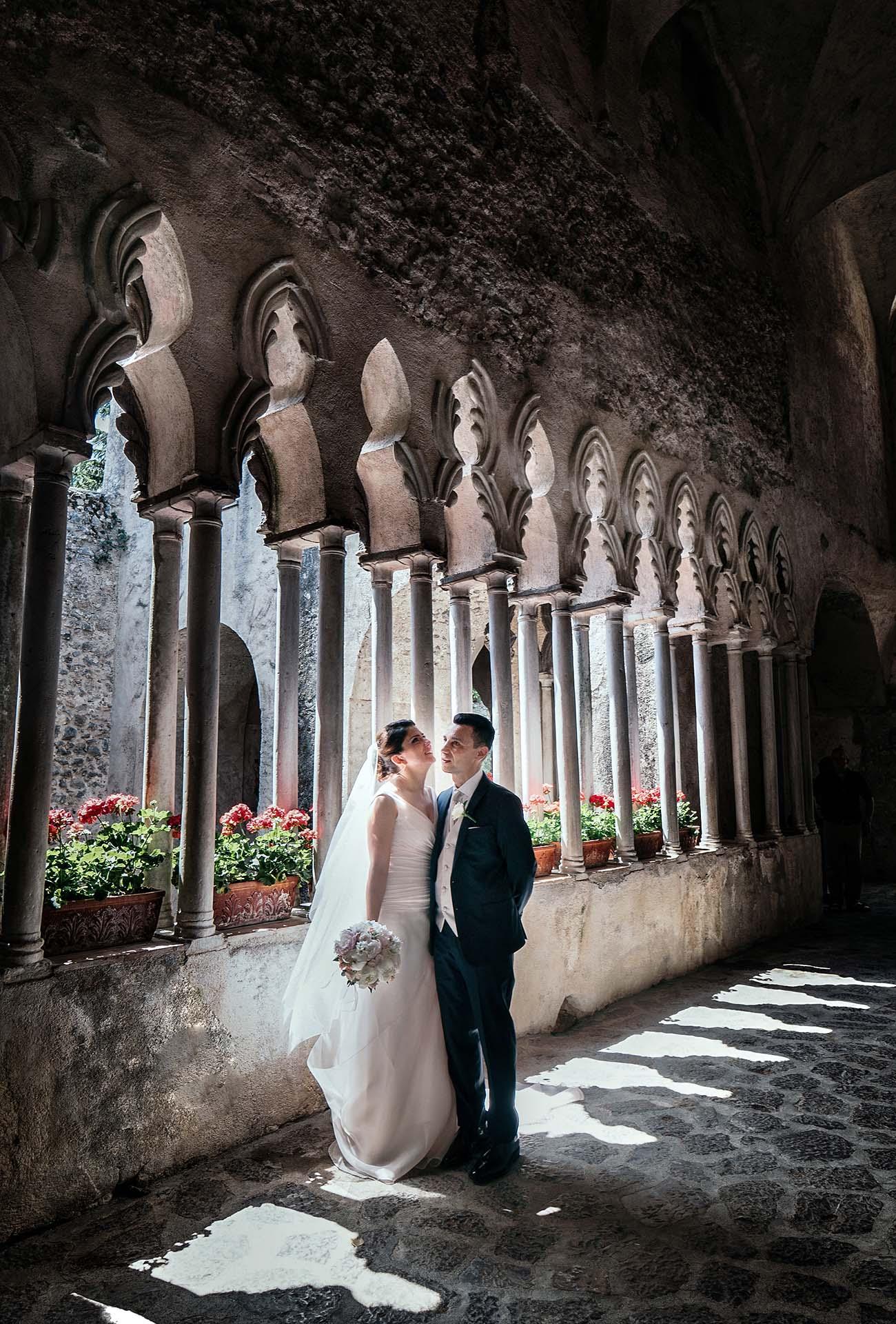 matrimonio villa rufolo