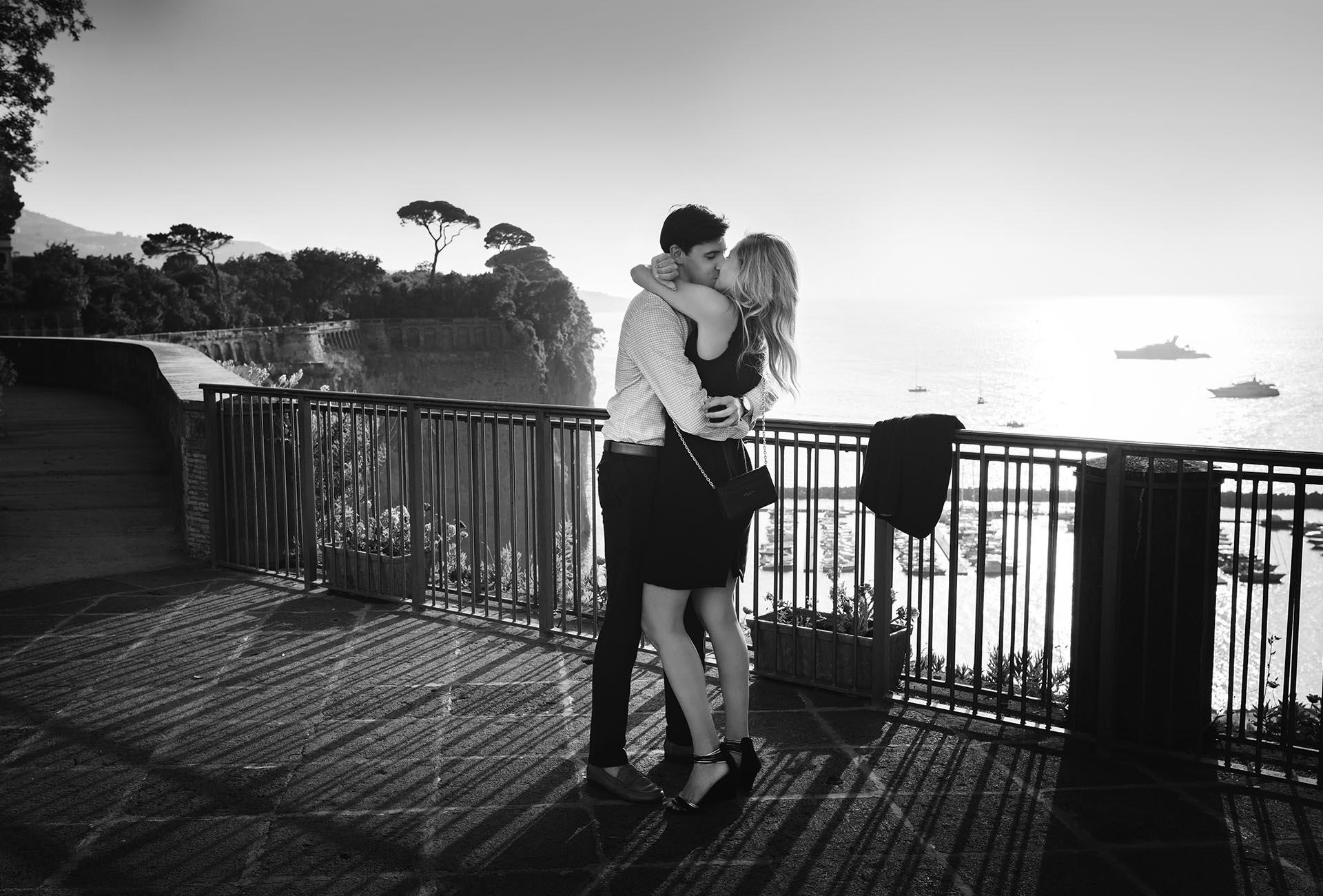 Proposta matrimonio Costiera Sorrentina
