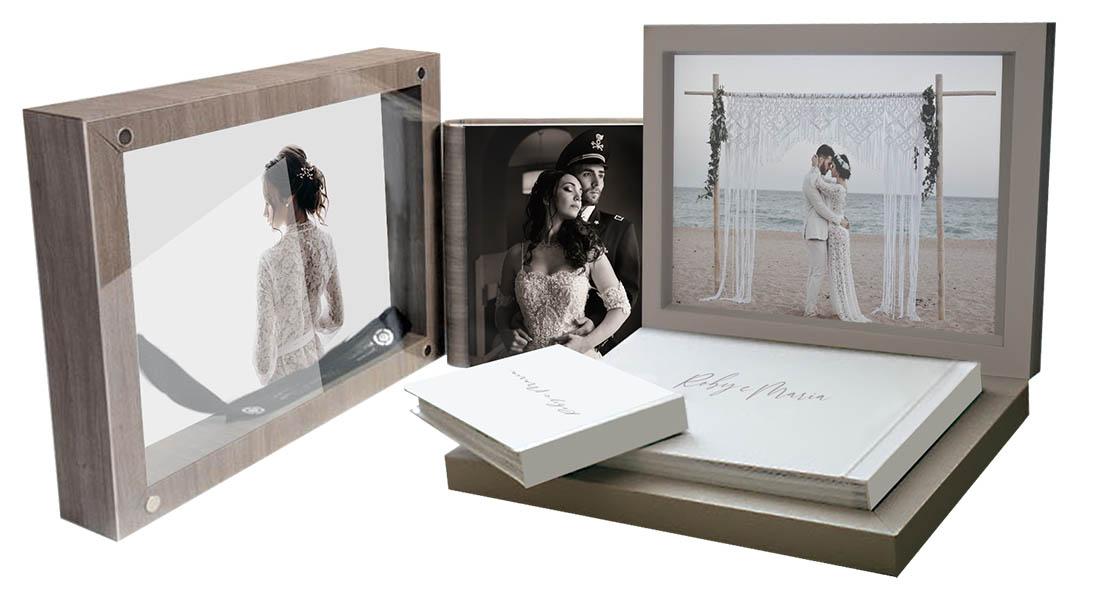 Album di Matrimonio Moderno
