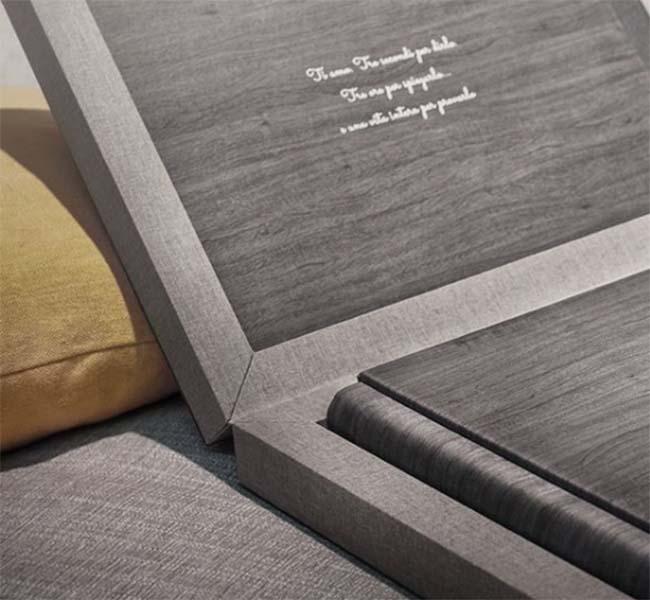 Album matrimonio moderno Elegant design