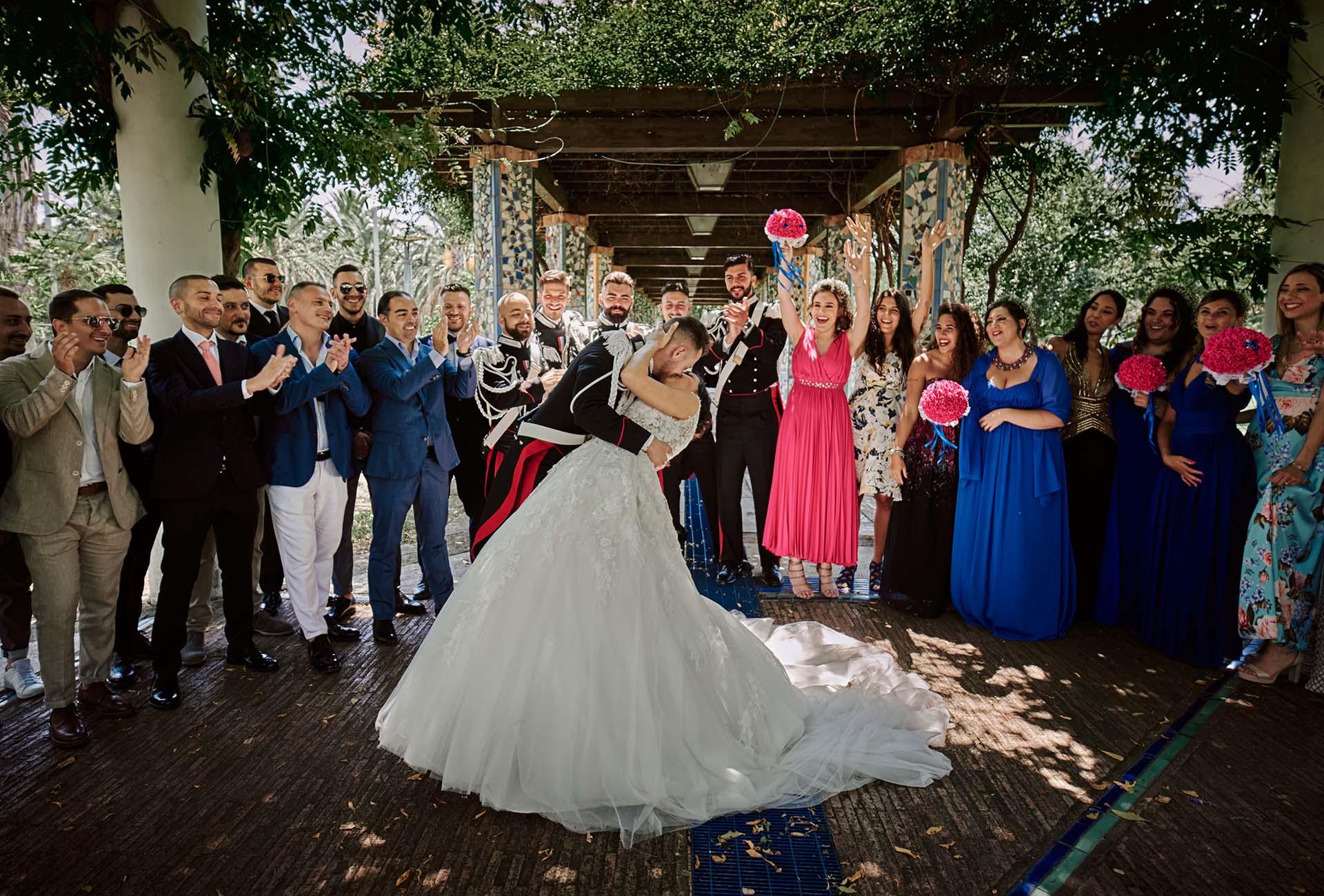 fotoreportage di matrimonio