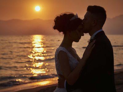 """matrimonio Salerno 44 Matrimonio in spiaggia: il magico """"sì"""" in riva al mare"""