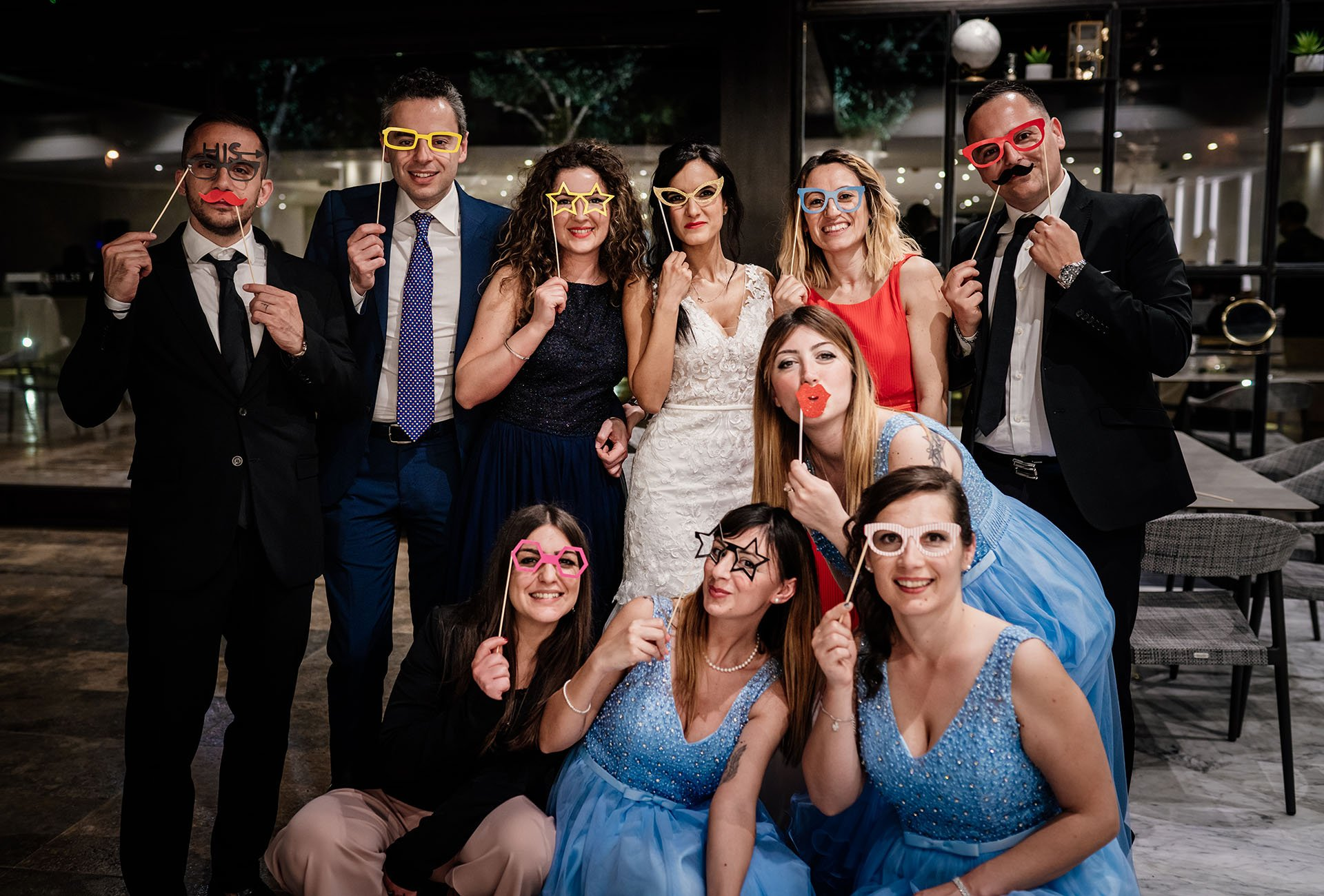 Photo Booth invitati