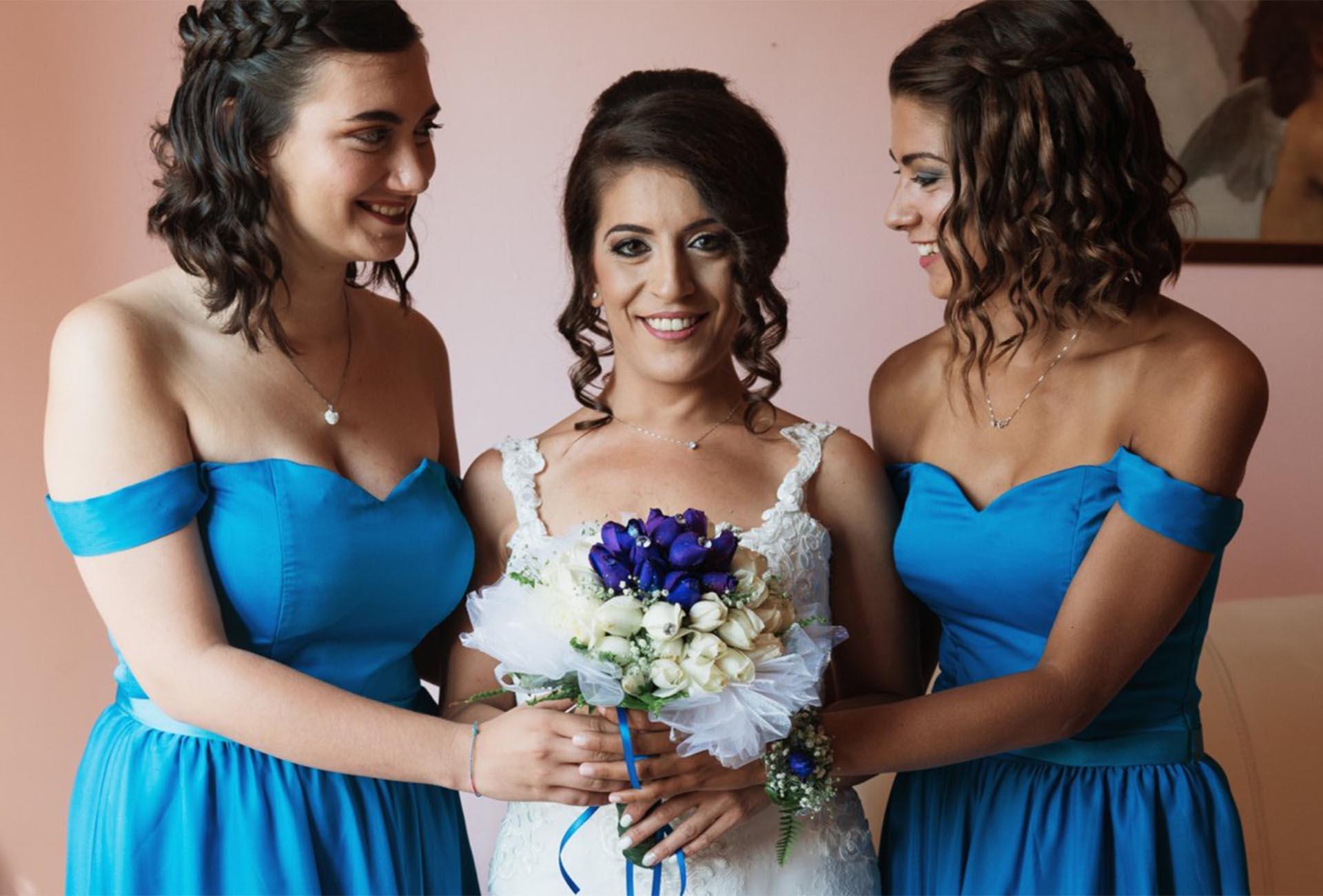 Damigelle di nozze 2 Damigelle di nozze: chi sono e quale ruolo hanno nel matrimonio