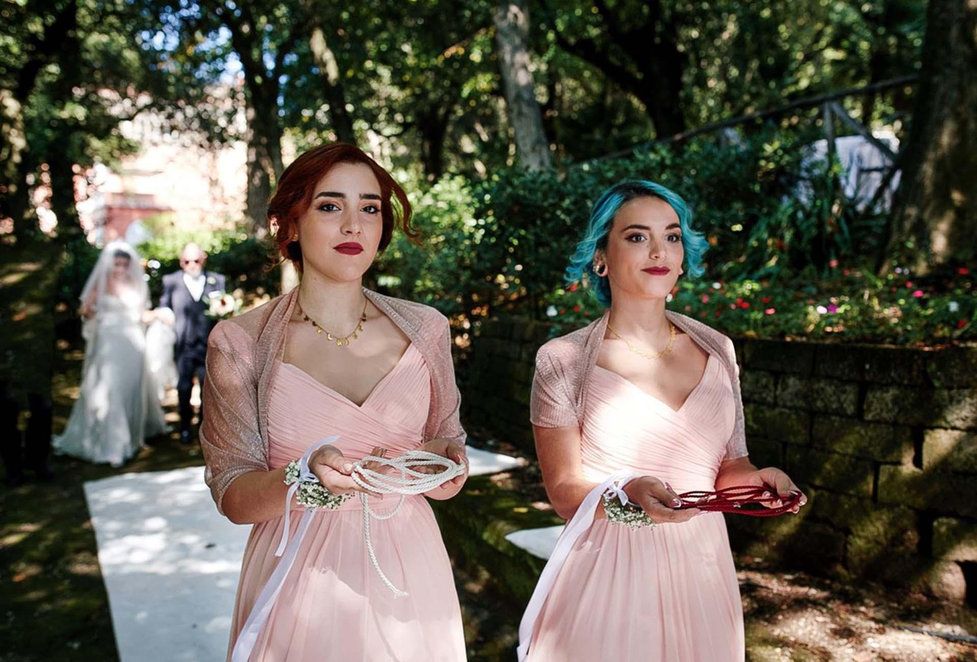 Damigelle di nozze ruolo Damigelle di nozze: chi sono e quale ruolo hanno nel matrimonio