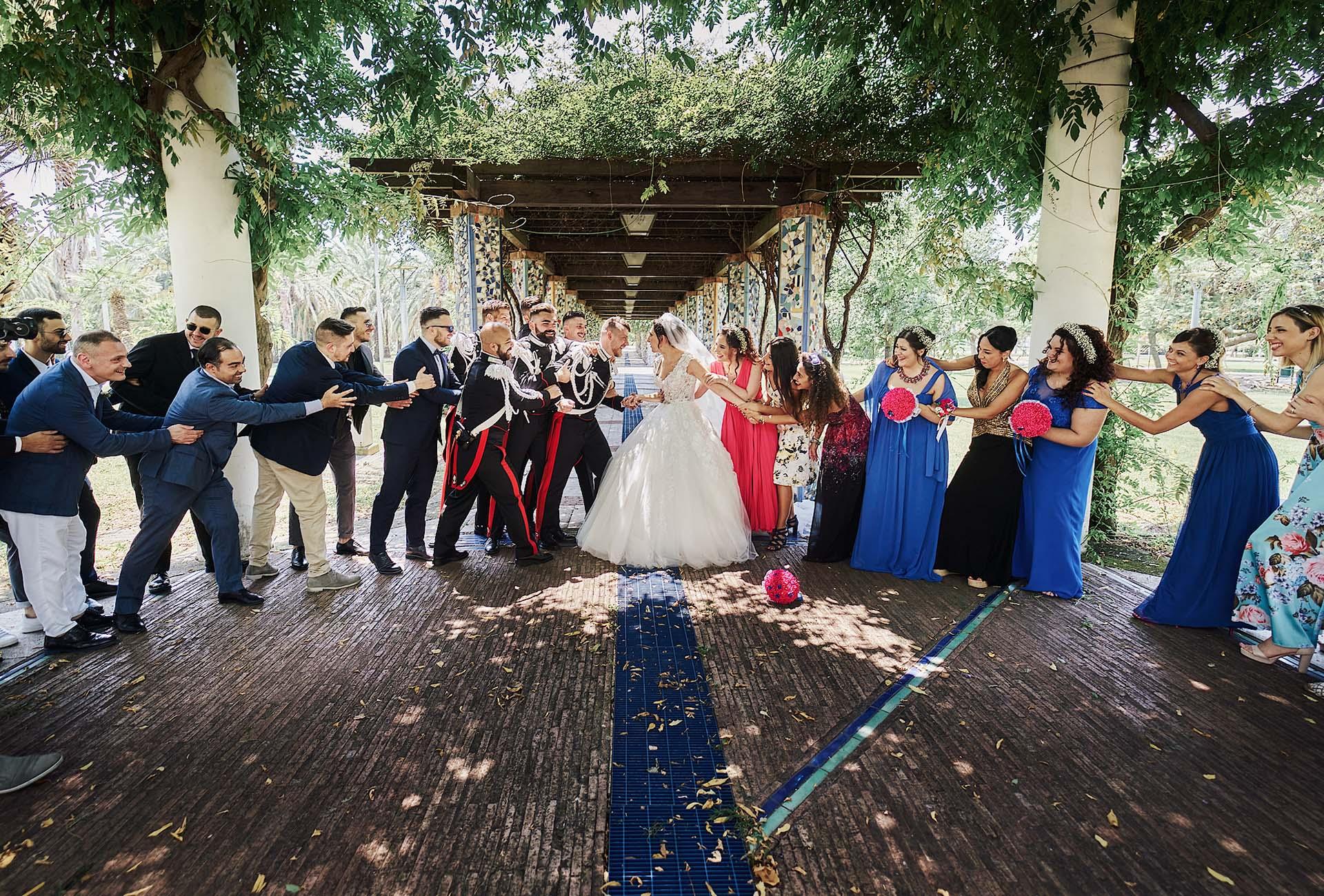 Damigelle di nozze Damigelle di nozze: chi sono e quale ruolo hanno nel matrimonio
